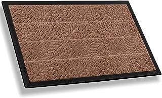 "Mibao Durable Rubber Doormat, 18""x 30"" Low-Profile Waterproof, Non Slip, Easy Clean, Washable Indoor/Outdoor Mats for Entr..."