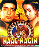 Name of the Film/TV Show: Naag Nagin Hindi Movie VCD 2 Disc Pack Format: VCD Language: Hindi Package Content: 2 Disc Pack