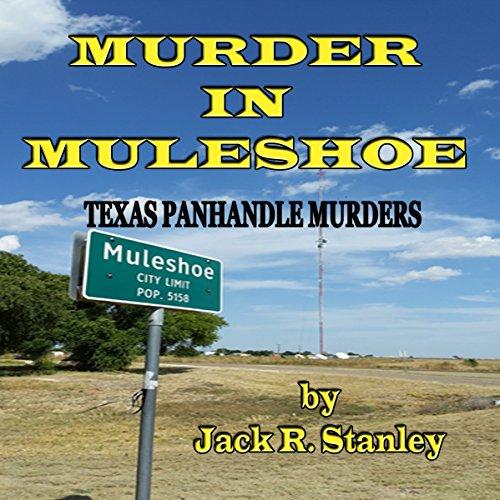 Murder in Muleshoe audiobook cover art