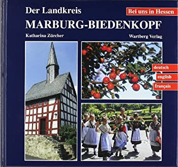 Turtleback Der Landkreis Marburg-Biedenkopf Book