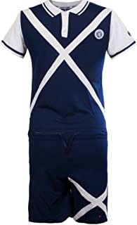 childrens scotland football kit