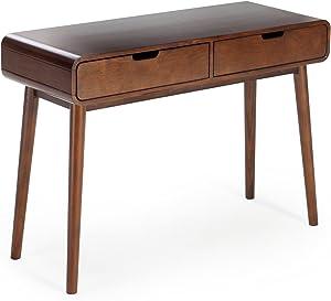 Belham Living Carter Mid Century Modern Console Table