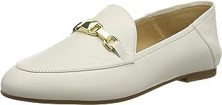 Women's Charlton Loafer Wedding Shoes, Light Cream Nappa, 6 M US