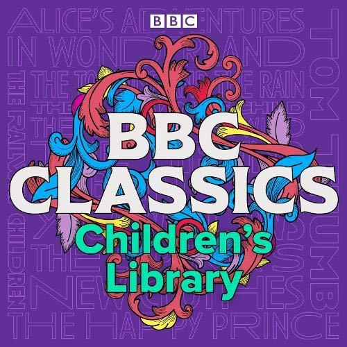 BBC Classics Children's Library cover art