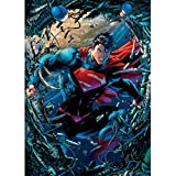 BricoLoco. Puzzle Superman DC Comics. Puzzle de 1000 Piezas.