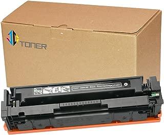 J-C Toner Compatible Toner Cartridge Replacement for HP 201X ( Black )