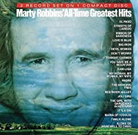 Marty Robbins - All-Time Greatest Hits by Marty Robbins (1992-02-04)