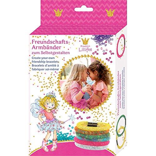 Die Spiegelburg 14608 Freundschaftsarmbänder zum Selbstgestalten Prinz. Lillifee