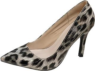 T- Mary Janes pumps met riempjes, hoge hakken, schoenen, stilettohak met kant, tenen, ballerina's, latin, dansschoenen, br...