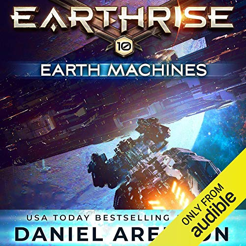 Earth Machines cover art