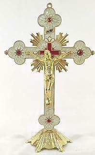 Hanging Cross (Sandal Color A-102)