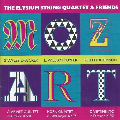The Elysium String Quartet
