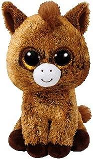 Harriet Horse Beenie Boo Toy (One Size) (Brown)