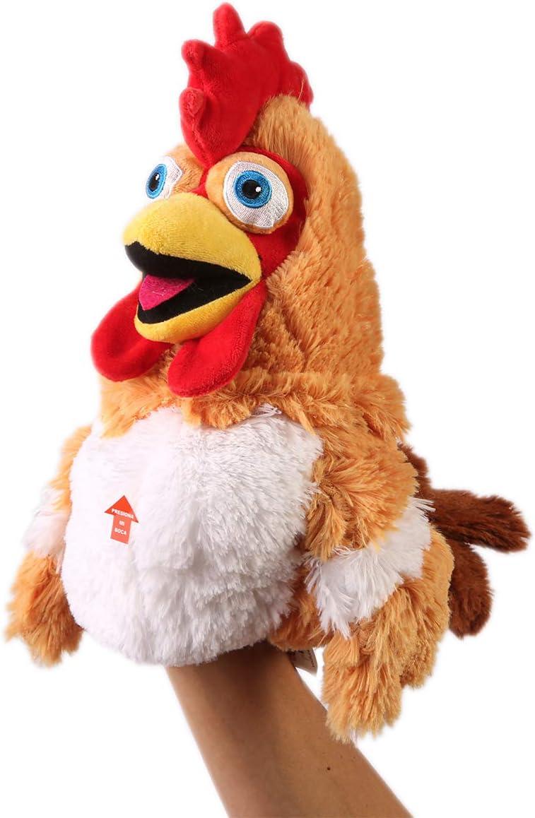 La granja de Zenon Detroit Mall Musical Puppet with Gallo Bartolito B Direct stock discount Phrases