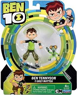 Ben 10 & Grey Matter Action Figure Twin Pack
