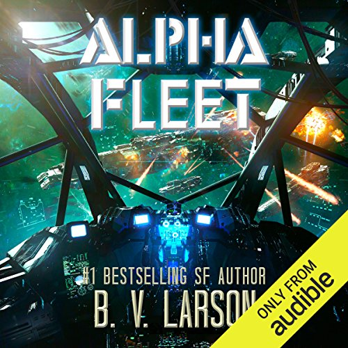 Alpha Fleet audiobook cover art