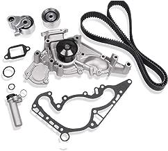 Timing Belt Kit w/Water Pump for 1998-2009 Toyota 4Runner Tundra Sequoia Land Cruiser, 1998-2009 Lexus GS400 LS400 SC400 GS430 LS430 SC430 GX470 LX470