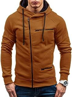 Clearance Sale ! Men Hoodies,Vanvler Male [Long Sleeve Sweatshirt ] Casual Top Solid Autumn Outwear