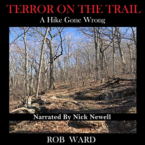 Terror on the Trail cover art