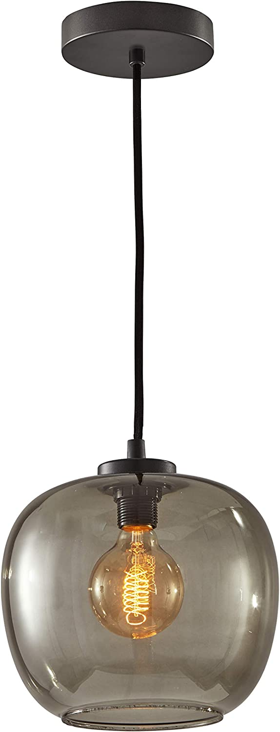 Adesso Home 3435-01 Transitional Max 45% OFF One from Recommended Floor Lamp Ashto Light