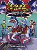 The Amusement Park Mystery Graphic Novel (The Boxcar Children Graphic Novels)