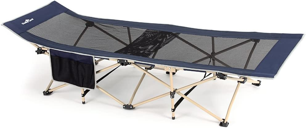 CampLand Folding Portable Camping Cot Max 59% OFF Adults Bed Sleeping for Same day shipping Ki