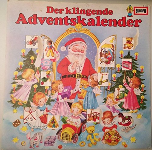 Der Klingende Adventskalender [Vinyl LP]