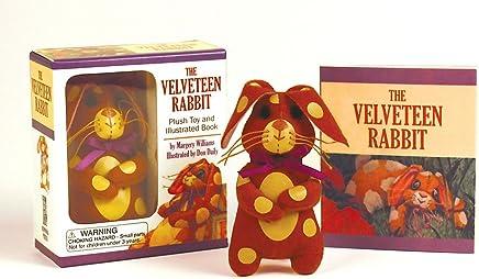 The Velveteen Rabbit Mini Kit: Plush Toy and Illustrated Book