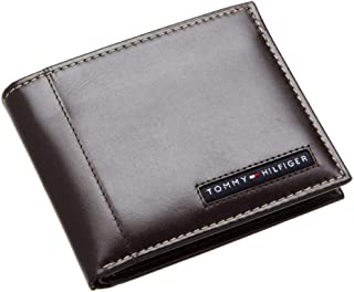 Tommy Hilfiger Mens Cambridge Passcase (BROWN)