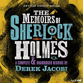 The Memoirs of Sherlock Holmes (Dramatised) Titelbild
