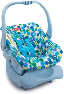 Joovy Doll Toy Car Seat – Blue Dot