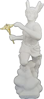 Talos Artifacts Hermes Sculpture Ancient Greek God Conductor of Souls Active Statue