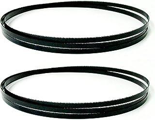 Wnuanjun 2PCS Carbon BandSaw BLADES 2240MMX6.3mm Bandsåg 3 4 10 14.TPI Träbearbetningsverktyg för Metabo Bas 315/316/317/3...