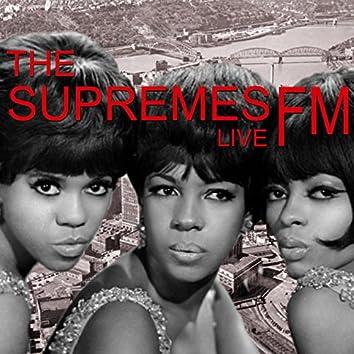 The Supremes Live FM