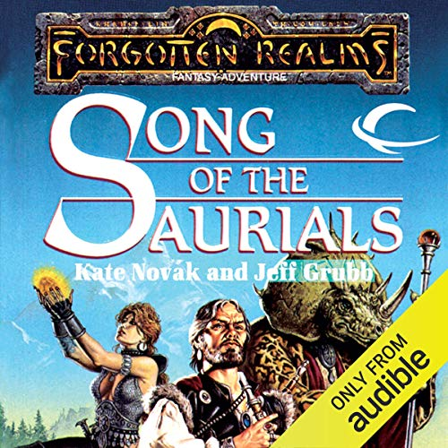 Song of the Saurials cover art