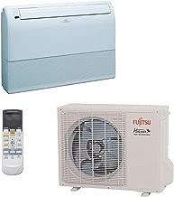 Fujitsu Halcyon 18,000BTU Mini-Split Ductless System Universal Floor Heat Pump (Up to 21.4SEER)- 18RULX