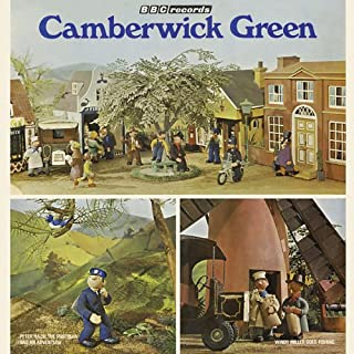 Vintage Beeb: Camberwick Green                   By:                                                                                                                                 Gordon Murray                               Narrated by:                                                                                                                                 Brian Cant                      Length: 39 mins     5 ratings     Overall 4.2