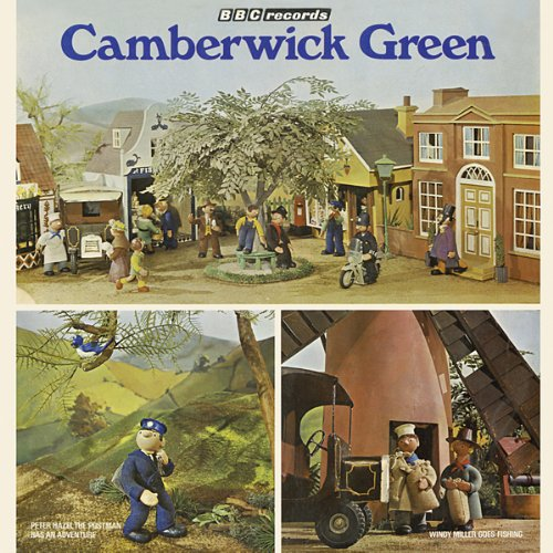 Vintage Beeb: Camberwick Green cover art