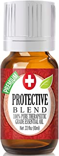 Protective Essential Oil Blend - 100% Pure Therapeutic Grade Protective Blend Oil - 10ml