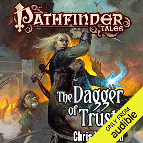 The Dagger of Trust audiobook cover art