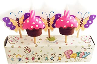 Best butterfly cake candles Reviews