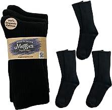 Maggie`s Organic Cotton Crew Sock Tri-pack