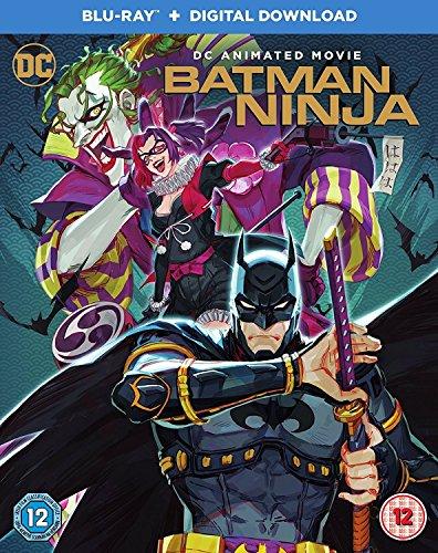 Batman Ninja [Edizione: Regno Unito] [Reino Unido] [Blu-ray]