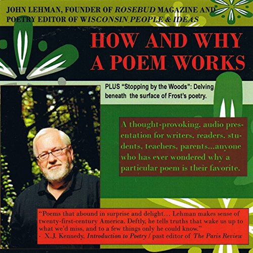How And Why A Poem Works cover art