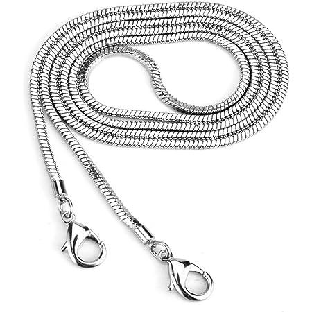 DGOL 2 Sets 47 Bags Metal Replacement Chain Handle Shoulder Handbag Cross Body Strap
