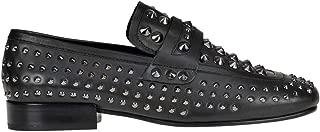 Ash Luxury Fashion Womens MCGLCAB000006011I Black Flats | Season Outlet