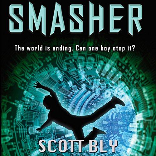 Smasher audiobook cover art