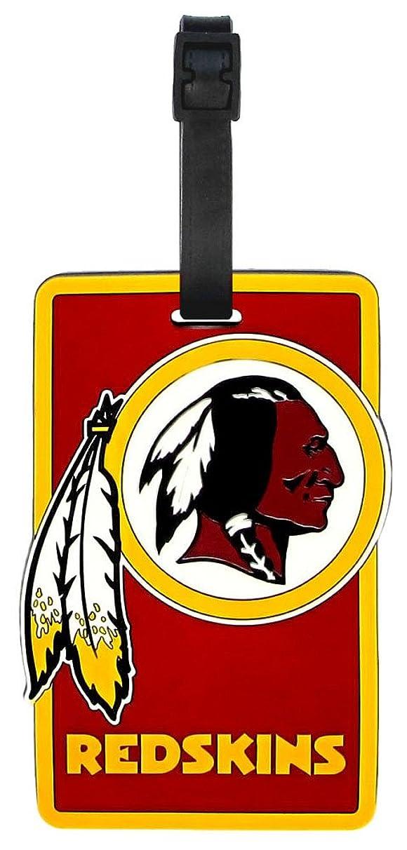 Washington Redskins Rubber Bag Tag