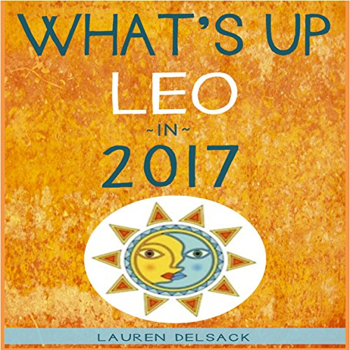 What's up Leo in 2017 cover art