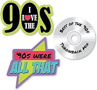 Best 90s theme party decorations diy Reviews